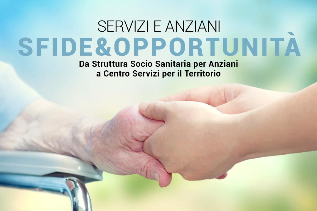 """Workshop """"Servizi e anziani: sfide e opportunità"""""""