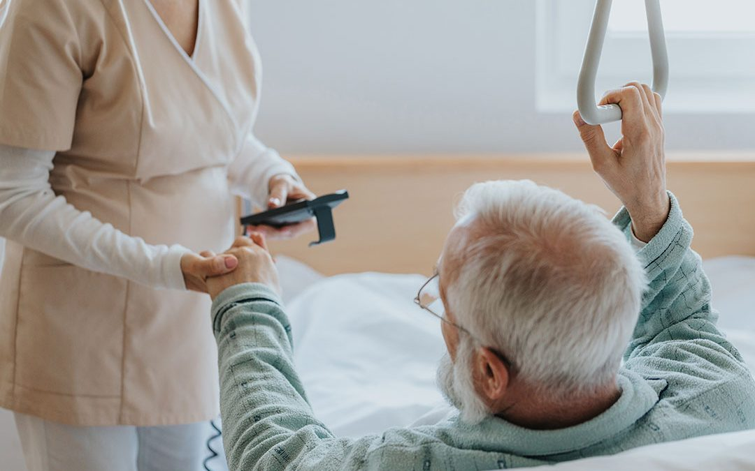 L'importanza della movimentazione ausiliata nella prevenzione delle patologie da sovraccarico del personale addetto all'assistenza